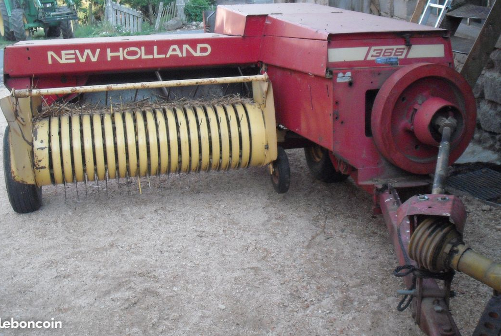 Piese balotiera new holland 366
