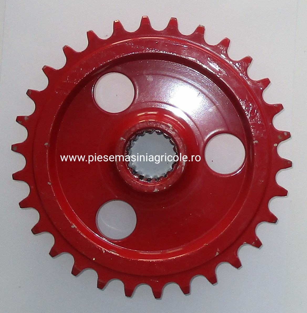 Pinion welger