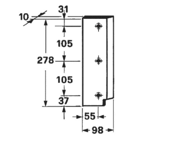 cutit piston presa de balotat claas markant 40, 41