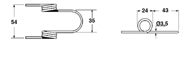 Arc retinator balot gallignani